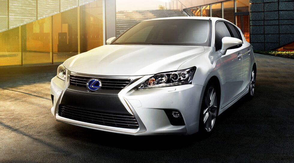 Lexus CT 200h facelift
