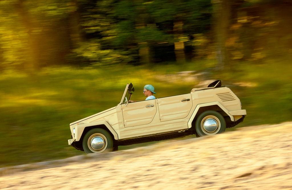 Volkswagen 181 1968-1983.