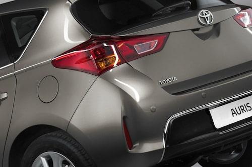 Nya Toyota Auris