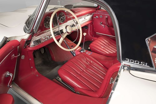 Mercedes SL 300 Roadster 1963