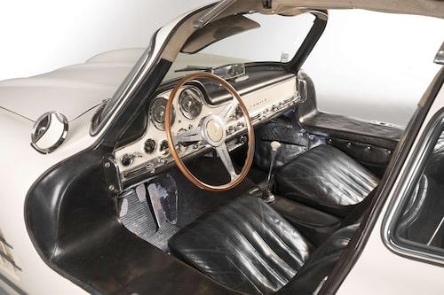 Mercedes SL 300 Coupé 1956