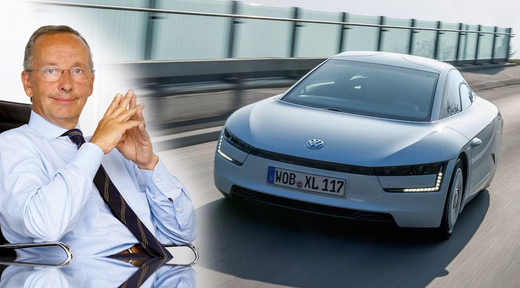 Wlater de Silva Volkswagen XL1