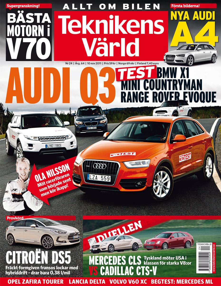 Teknikens Värld nummer 24 / 2011