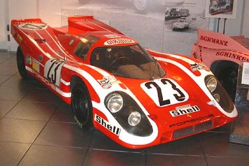 Le Mans-vinnaren Porsche 917