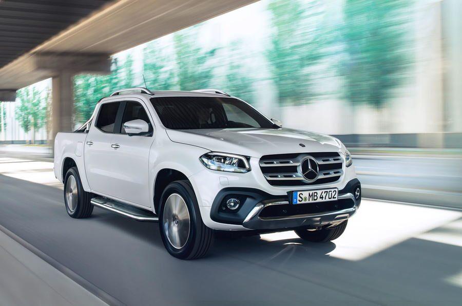 Mercedes X-klass 2018