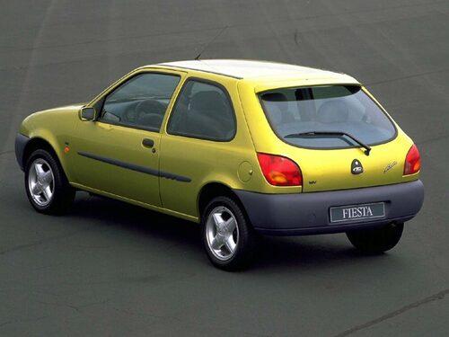 1995 Ford Fiesta 3-dörrars