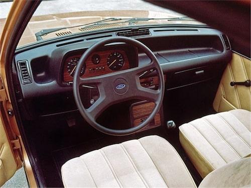 1976 Ford Fiesta