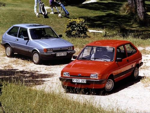 1984 Ford Fiesta