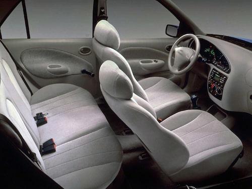1995 Ford Fiesta 5-dörrars