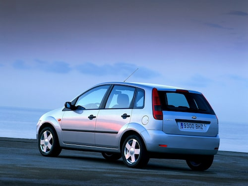 2002 Ford Fiesta 5-dörrars