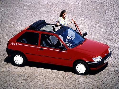 1993 Ford Fiesta Calypso