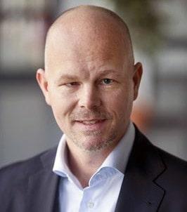 Marcus Thomasfolk, informationschef Volkswagen Sverige.