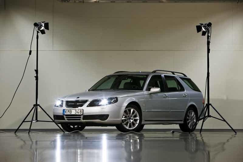 Provkörning av Saab 9-5 1,9 TiD HP