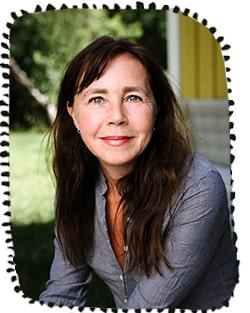 Barnpsykologen Malin Bergström har skrivit boken Lyhört föräldraskap.
