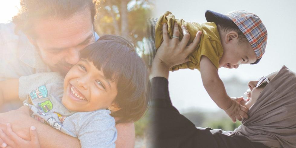 Lyhört föräldraskap – känner du igen dig i det? Eller är du en auktoritär förälder, eller en låt gå-förälder?