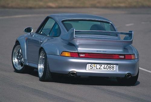 Porsche 911 Turbo S 3,6 Coupé (1998)
