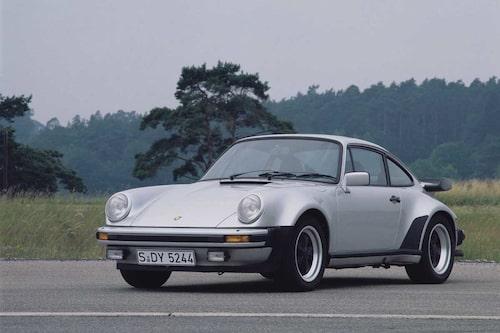 Porsche 911 Turbo 3,3 Coupé (1980)