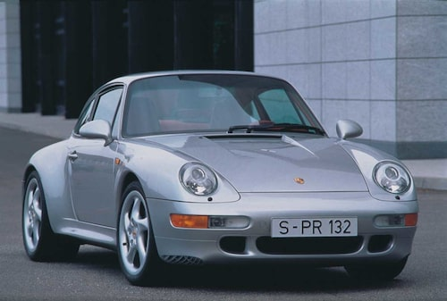 Porsche 911 Carrera S 3,6 Coupé (1997)