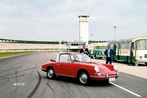 Porsche 911 Targa (1967)