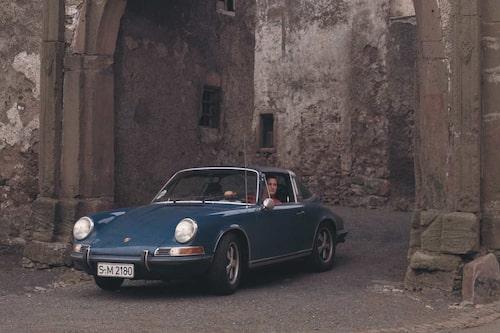 Porsche 911 E 2,2 Targa (1970)