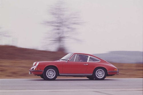 Porsche 911 T 2,4 Coupé (1973)