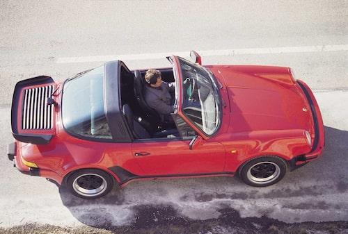 Porsche 911 Turbo 3,3 Targa (1987)