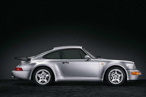 Porsche 911 Turbo (1990)