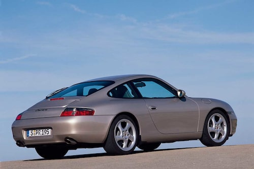 Porsche 911 Carrera Coupé (996)