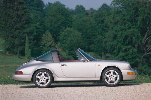 Porsche 911 Carrera 2 3,6 Targa (1993)
