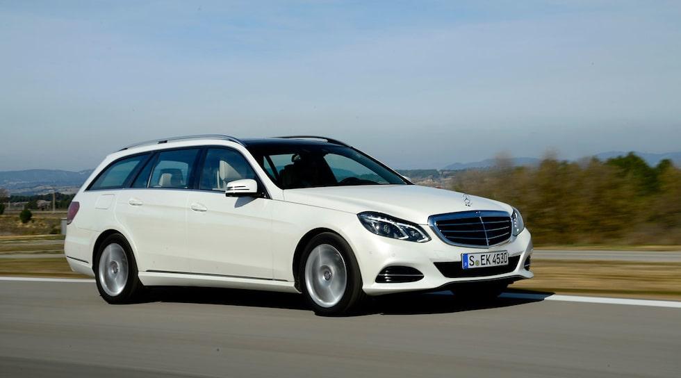 Mercedes E 250 CDI Kombi