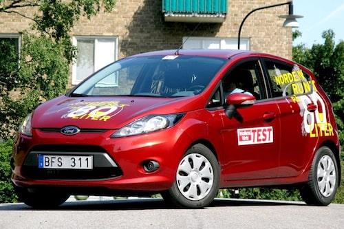 I framtiden kanske små dieselbilar tillhör historieböckerna...