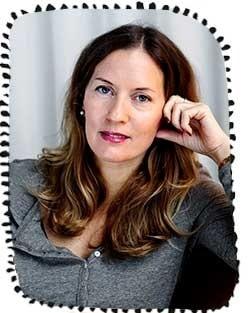 Helena Kubicek Boye är psykolog och författare till boken Sömnsagor – sagor som hjälper ditt barn att somna.