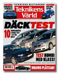Teknikens Värld nummer 7 / 2004