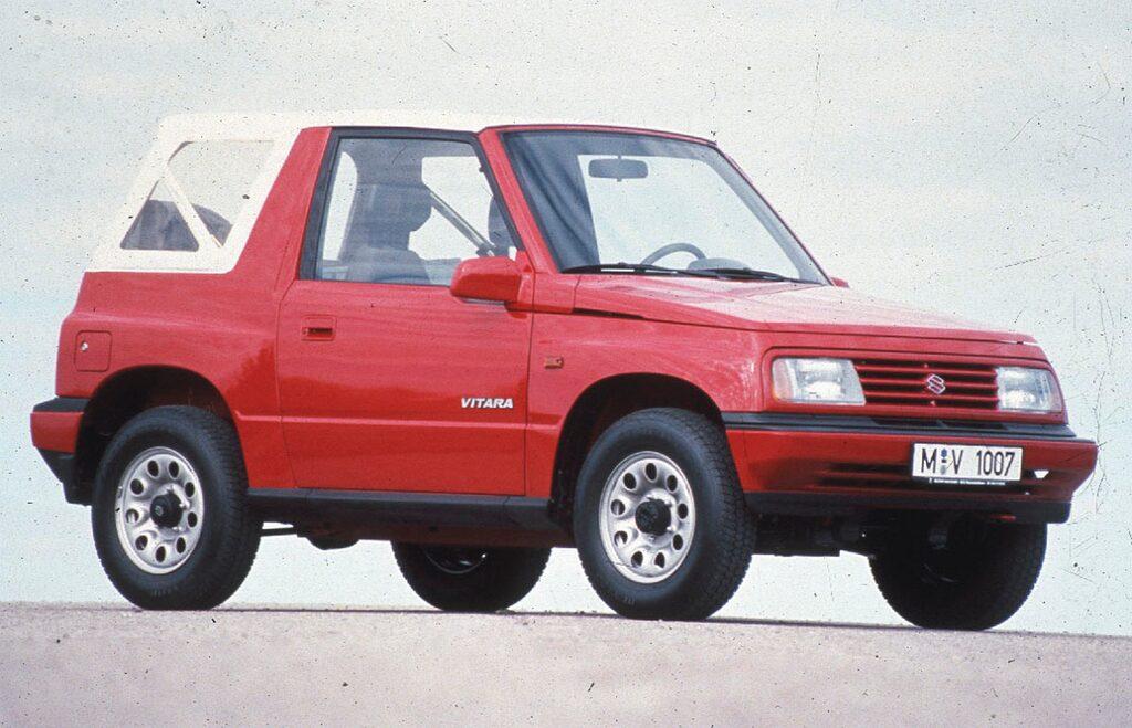 Suzuki Vitara 1988