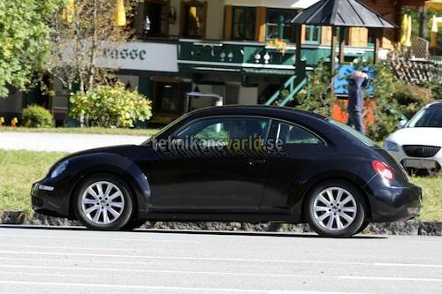 Nya Volkswagen Beetle