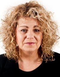 Arbetsrättsexperten Lise-Lotte Argulander.