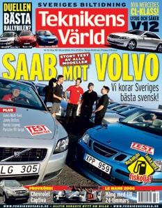 Teknikens Värld nummer 15 / 2006