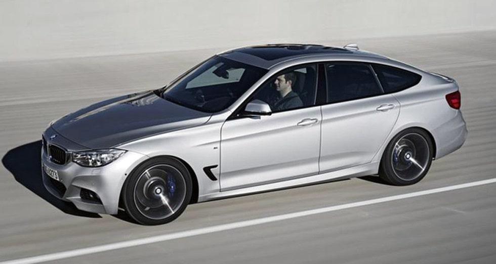 BMW 3-serie GT (Gran Turismo)