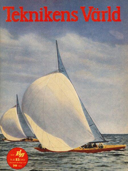 Teknikens Värld nummer 15 / 1951
