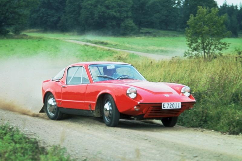 Saab Sonett II, 1966.