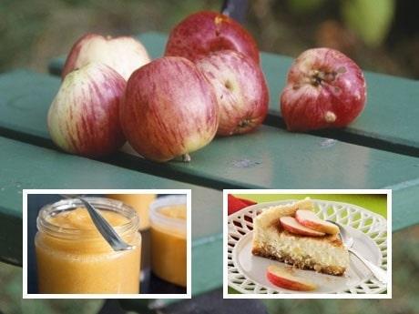 <p>Anv&auml;nd &auml;pplena till goda r&auml;tter och desserter.</p>