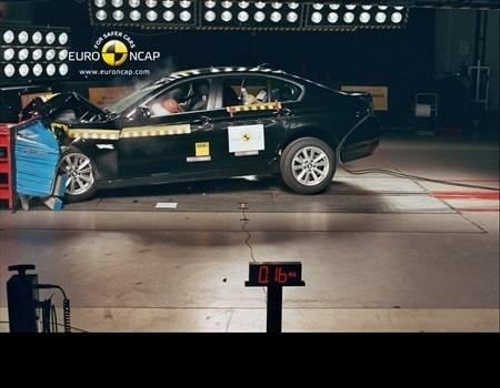 BMW 5-serie – 5 stjärnor