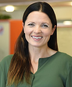 Caroline Wiklund, coach och stresspedagog.