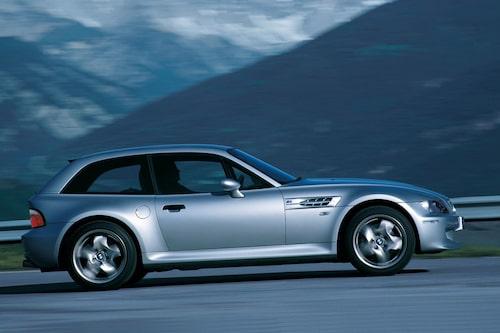 BMW Z3 M. 1997-2002. Karossversioner: Roadster (E36/7), Coupé (E36/8).