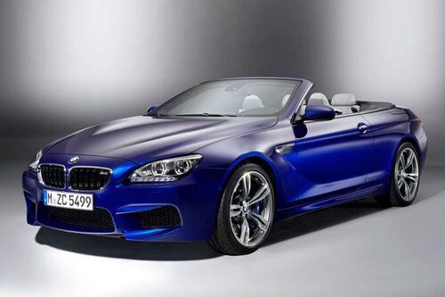 BMW M6 F12. 2012-. Karossversioner: Coupé (F12), Cabriolet (F13).