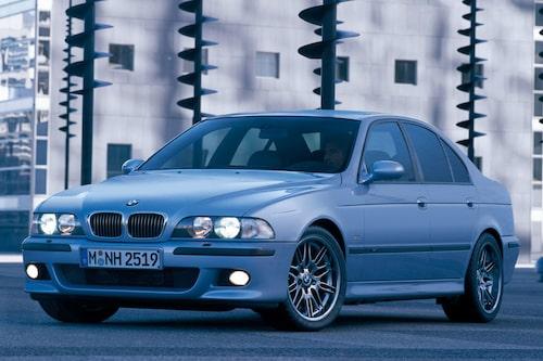 BMW M5 E39. 1998-2003. Endast som Sedan.
