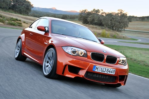 BMW 1-serie M Coupé E82. 2011-2012.