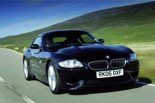 BMW Z4 M E85. 2006-2008. Karossversioner: Roadster (E85), Coupé (E86).