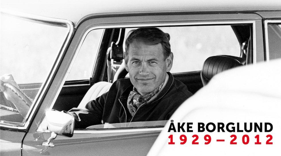 Åke Borglund 1929-2012