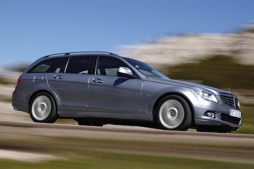 Mercedes C-klass kombi, C 320 CDI Elegance